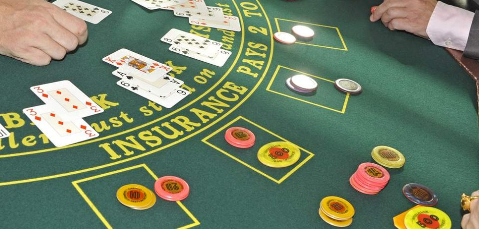 Different games of online casino