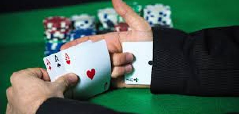Playing Online Poker for Fun or Practice